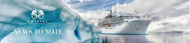 Crystal Cruises news to note Crystal Endeavor