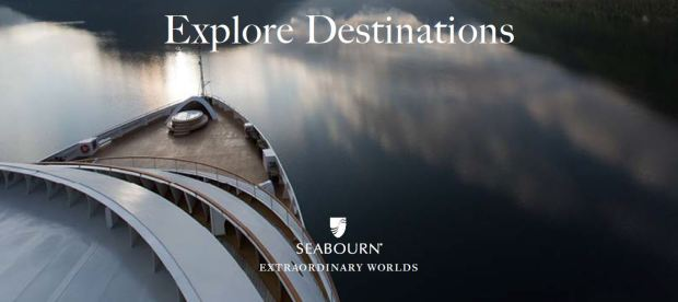 Seabourn - extraordinary worlds