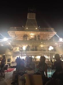 Linn på SeaDream - en kveld i Monte Carlo 1
