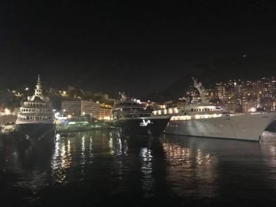 Linn på SeaDream - en kveld i Monte Carlo 2