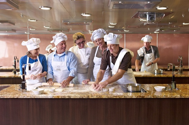 Oceania Cruises Culinary Center Class