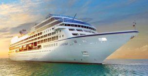 Oceania Cruises Sirena ship exterior
