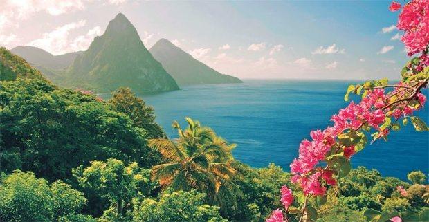 Oceania Cruises St. Lucia Karibia