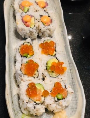 Sushi restauranten