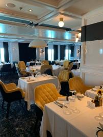 Tusan Restaurant. Foto: Cruise.no