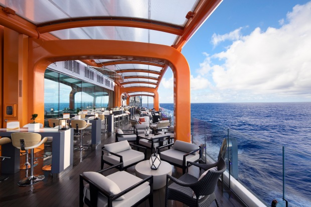 Magic Carpet. Foto: Celebrity Cruises