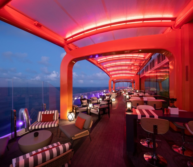 Magic Carpet. Foto: Celebrity Cruises.